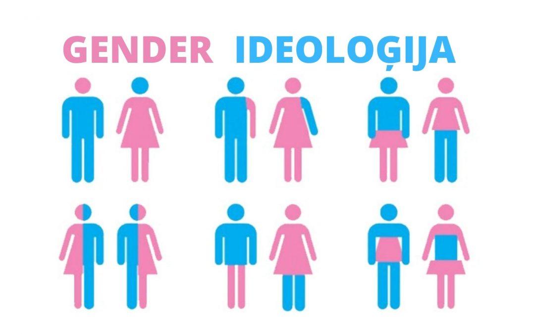 Gender ideoloģijas būtība